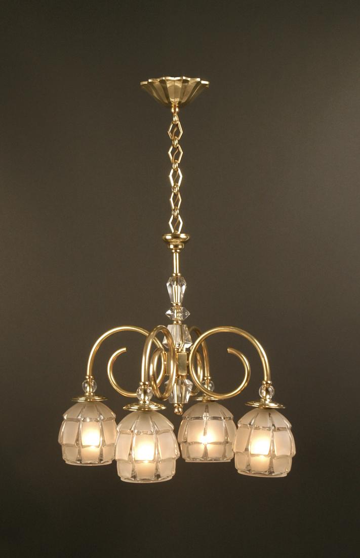 lustre art d co dans le style adnet lighting deco luminaires. Black Bedroom Furniture Sets. Home Design Ideas
